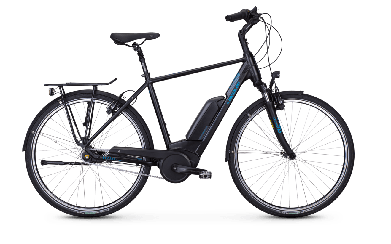 e bike city 2019 vitality eco 3 by kreidler. Black Bedroom Furniture Sets. Home Design Ideas