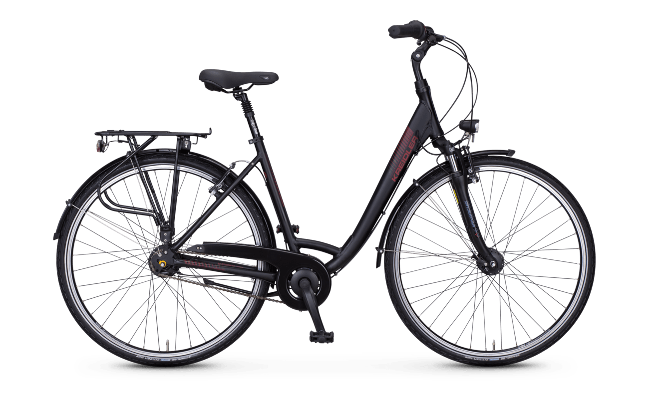 citybike 2019 raise rt5 by kreidler. Black Bedroom Furniture Sets. Home Design Ideas