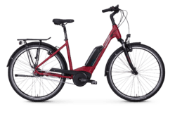 e bike city 2019 vitality eco 6 by kreidler. Black Bedroom Furniture Sets. Home Design Ideas