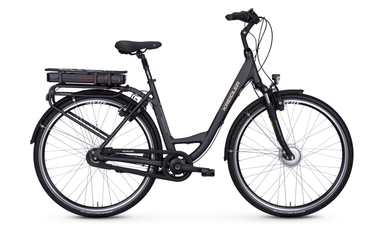 e bike city 2019 haarlem eco by kreidler. Black Bedroom Furniture Sets. Home Design Ideas