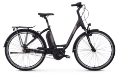 e bike city 2019 vitality eco 6 comfort by kreidler. Black Bedroom Furniture Sets. Home Design Ideas
