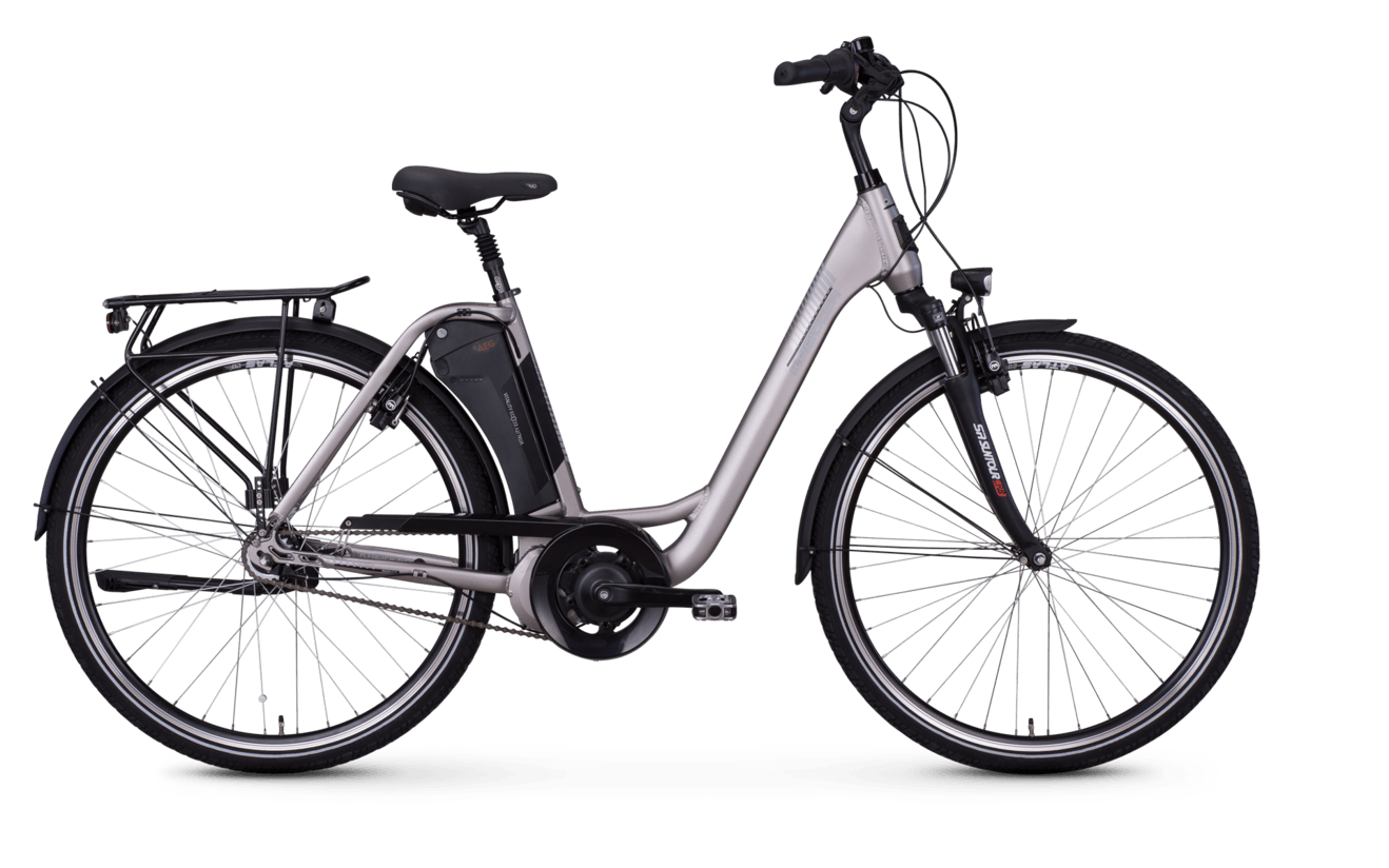 e bike city 2019 vitality eco by kreidler. Black Bedroom Furniture Sets. Home Design Ideas
