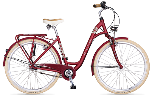 Citybike | Cityrad by Kreidler