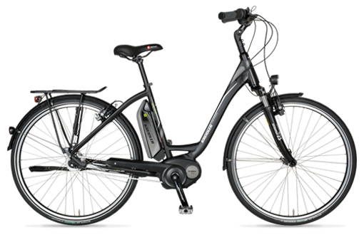 E-Bike by Kreidler