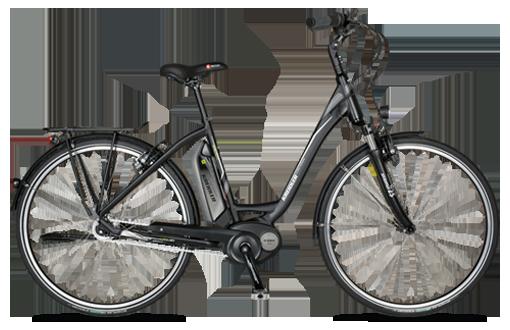 E-Bikes by Kreidler