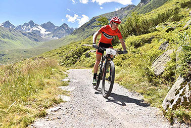 World Marathon Series Montafon